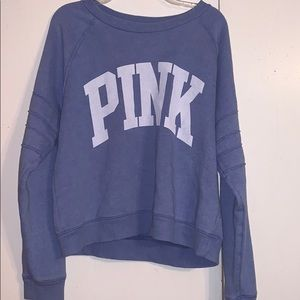 Victoria secret PINK sweat shirt